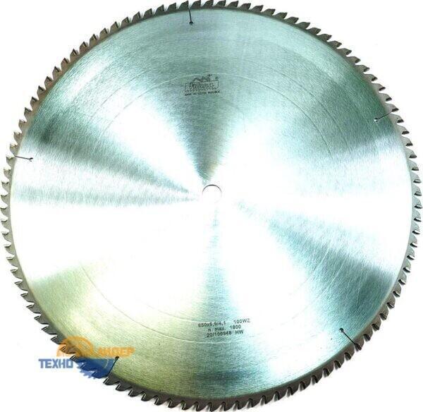 Диск пильный HW Pilana 650×5.9/4.1×30 z100  81-20 WZ