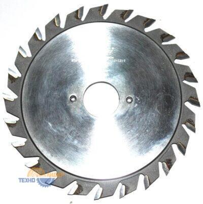 Пильный диск подрезной 120*2.8/3.6*22*12+12T (HUKAY)