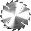 Диск на многопил HW 400×4.0/2.8×30 z18+4 94.1 FZ Pilana