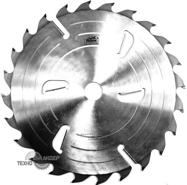 Диск на многопил HW 500×4.4/3.2×50 z24+6 94.1 FZ Pilana