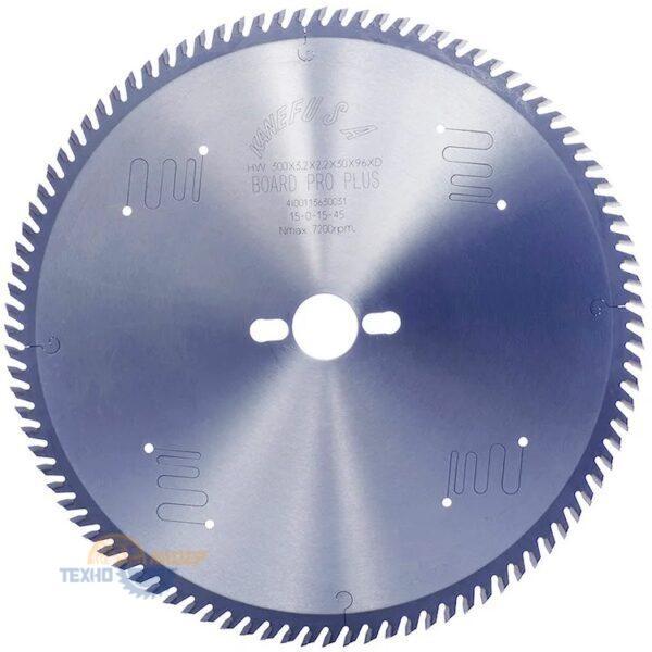 Диск форматно-раскроечный Kanefusa 350×3.2×2.2x30x108Z D Super Board Pro 2 691A660484