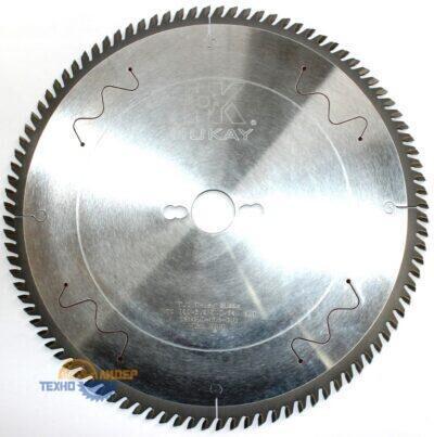 Пильный диск для ДСП 300*3.2/2.2*30*96T трапеция ST2 HUKAY