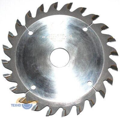 Пильный диск подрезной 120*3.0-4.0/2.2*20*24T HUKAY