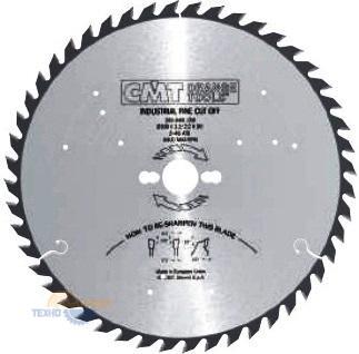 285.080.10M Диск универсальный 250x30x3,2/2,2 5° 15° ATB z80 CMT