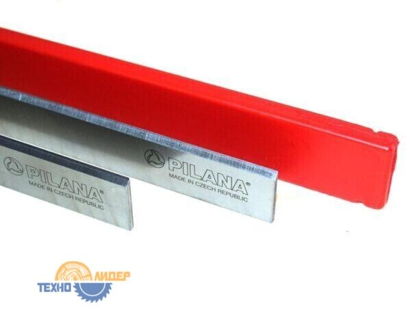 Нож с твердосплавной напайкой TCT 610х30х3 Pilana