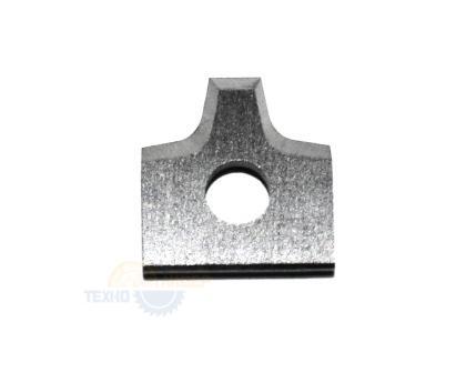 Пластина радиусная 12х13х2 R2 T04F-CR (для HOMAG) 020990 Tigra