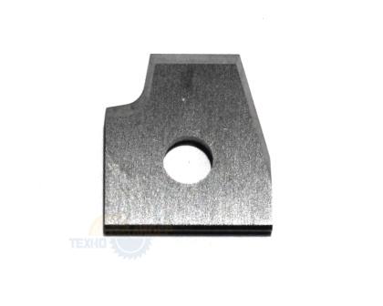 Пластина радиусная 15х17х2 R2 T04F LH (для Vitap) 054652 Tigra