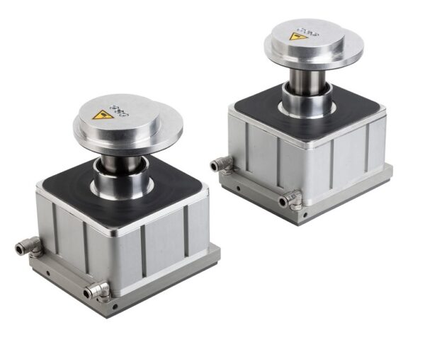 10.01.12.01997 Механический зажим для узких и рамочных деталей, для гладких столов VCMC-G 154x128x100 10-100