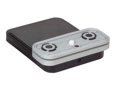 10.01.12.03776 Вакуумный блок для гладкого стола со шланговым соединением VCBL-G-K1 120x50x30