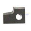 Пластина радиусная 14.7х11.5х2 R2 T04F LH (для Cehisa) 104300 Tigra