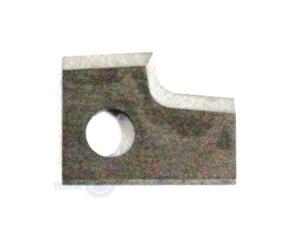 Пластина радиусная 14.7х11.5х2 R2 T04F RH (для Cehisa) 104299 Tigra
