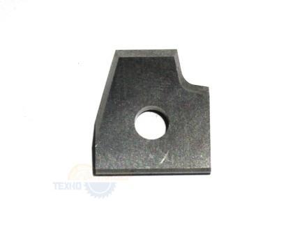 Пластина радиусная 15х17х2 R2 T04F RH (для VITAP) 054653 Tigra