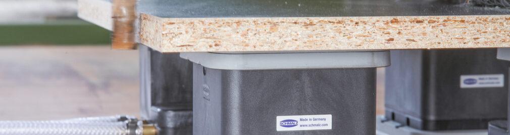 VCBL-G-K1 Блочные присоски для плоских столов картинка