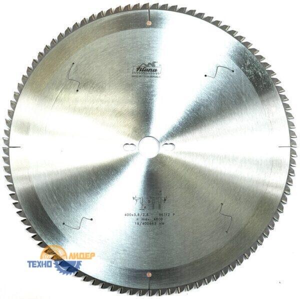 Диск по алюминию 400×4.0/3.2×32 z120 87-11 TFZ N Pilana
