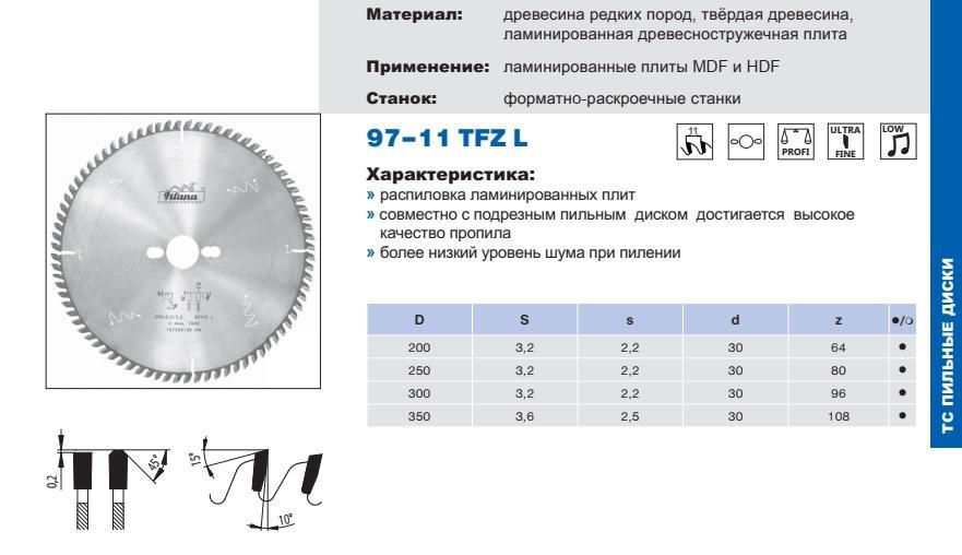 97-11 TFZ L - описание 1