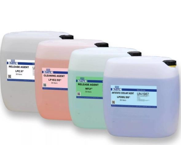 Жидкости Riepe для кромкооблицовочных станков