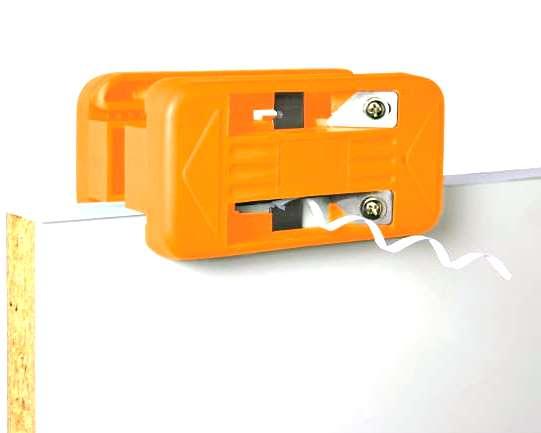 DET-001 Подрезатель кромки продольный двусторонний CMT