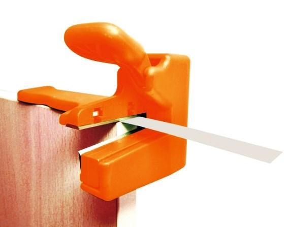 DET-002 Подрезатель кромки торцевой 55 мм CMT