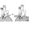 Комплект 2 приспособлений для выставления строгальных ножей CMT792 26124