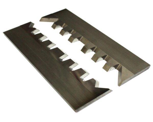 Услуга профилирования бланкетных ножей