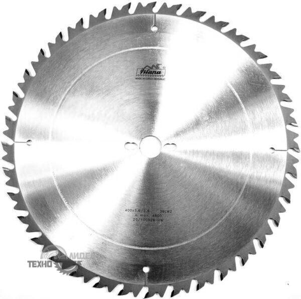 Диск универсальный 400x30_3.6/2.5 z36 83-35 LWZ Pilana